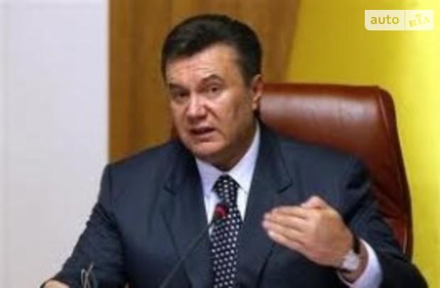 Янукович предлагает полностью информировать киевлян о развития города