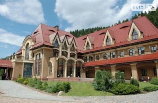 Янукович ремонтирует карпатскую резиденцию после Ющенко