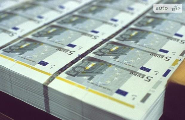 За 2010 ЕБРР выделил Украине $1,3 млрд