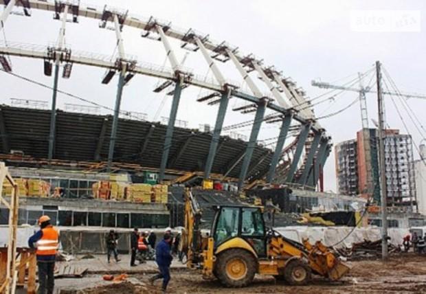 За строительство НСК «Олимпийский» теперь отвечает Генинсон