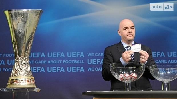Завтра Львов посетит делегация УЕФА