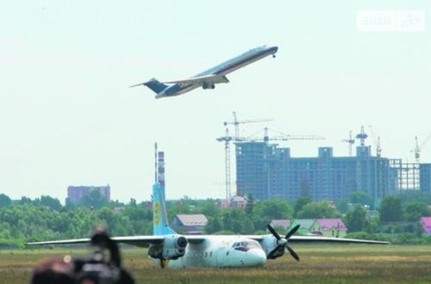 «Жулянам» надо 300 млн грн на строительство нового терминала