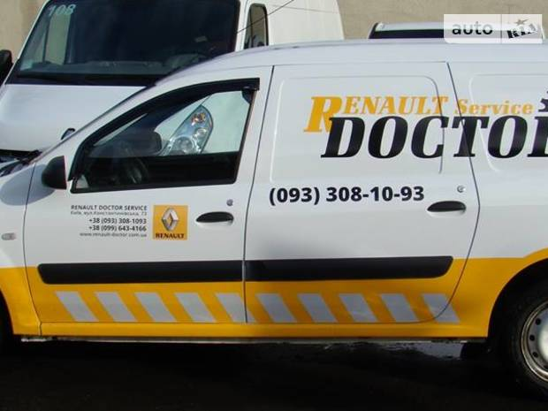 Renault Doctor Service (Left)