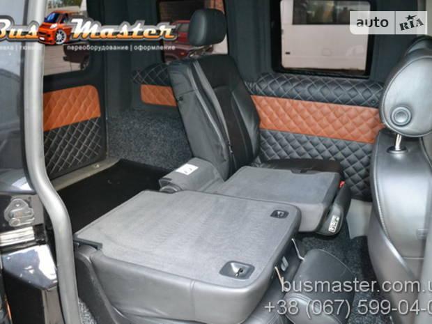 BusMaster – переоборудование микроавтобусов