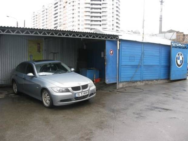 СТО BMW