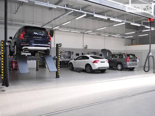 Volvo Car - Київ Аеропорт