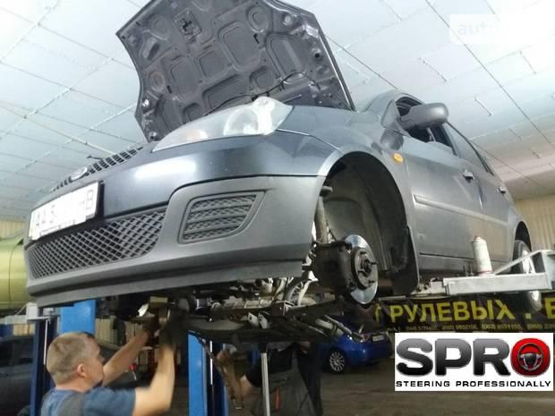 SPRO steering professionally