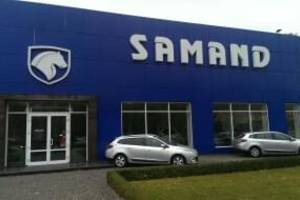 СТО Samand