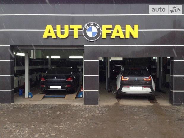AUTOFAN BMW