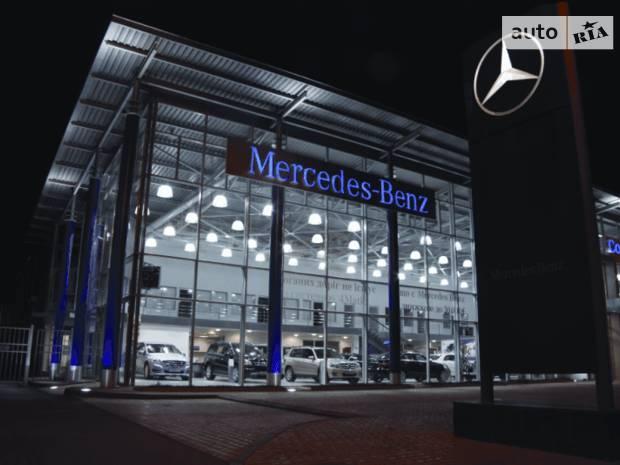 Солли Плюс Харьков Mercedes-Benz