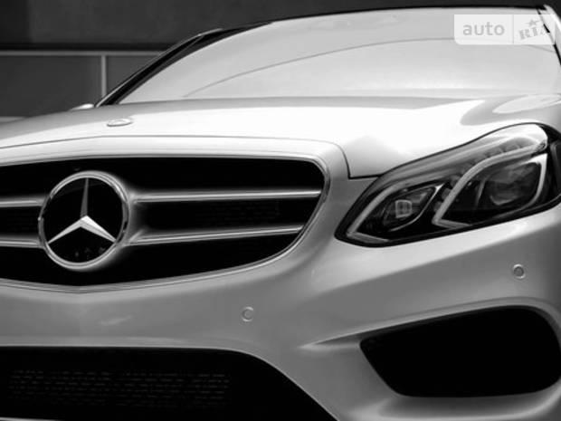 СТО Mercedes