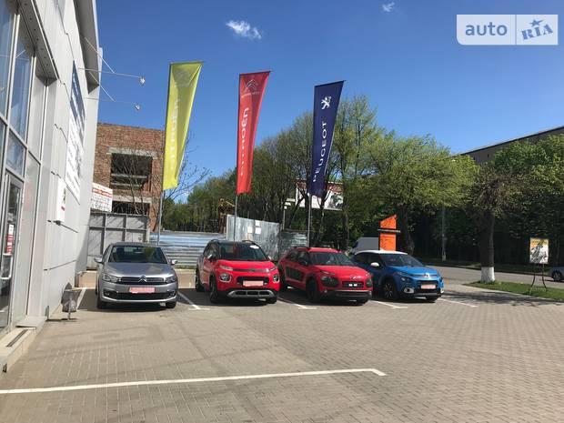 ТД Автоцентр Поділля Peugeot