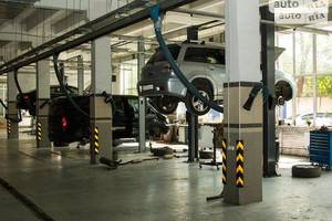 СТО СТО Garant Autotechnic