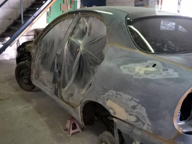 """Сеть мастерских кузовного ремонта """"As5"""""""