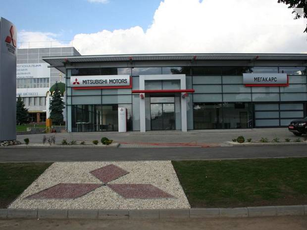 МегаКарс Mitsubishi