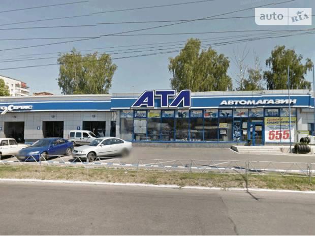 АТЛ на ул. Ивана Мазепы (Щорса), 60