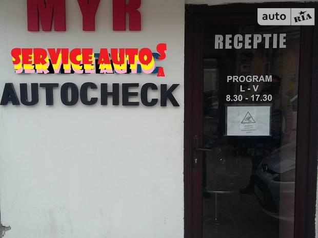 Myr Autocheck