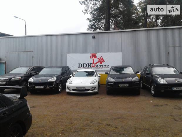DDK Motor ремонт двигателя Porsche Audi VW