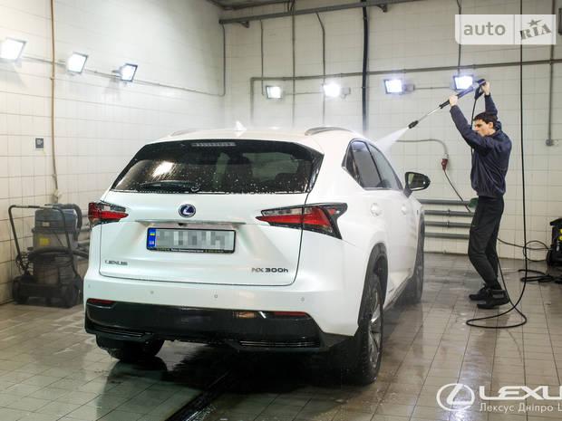 Lexus Днепр Центр
