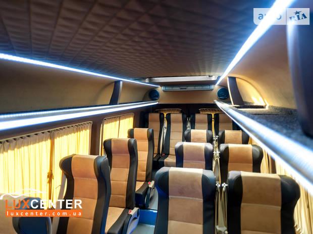 Переоборудование Микроавтобусов Lux Center