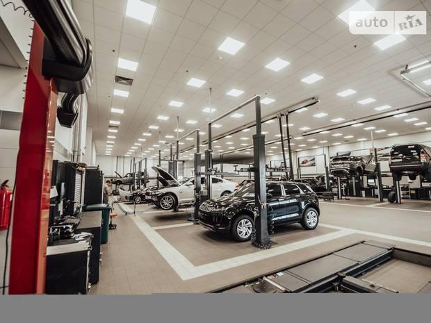 Jaguar Land Rover Київ Аеропорт
