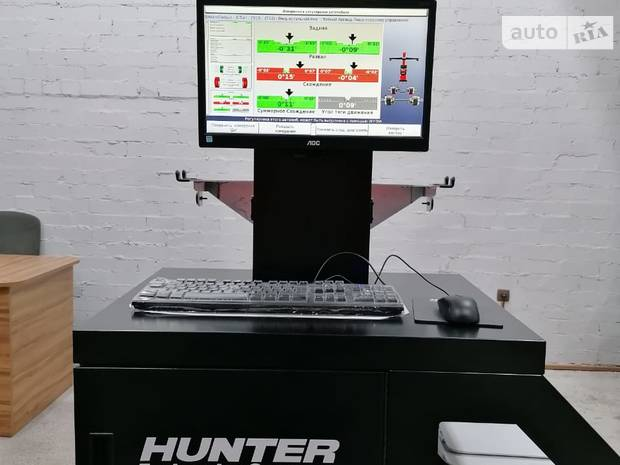 RazvalPoint - 3D развал-схождение и шиномонтаж