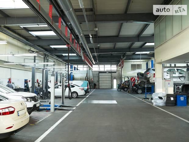 Официальный сервисный центр Nissan Кий Авто