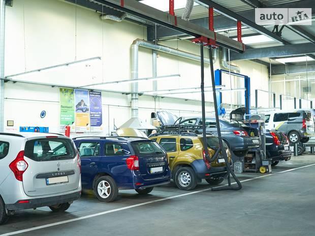 Официальный сервисный центр Renault Кий Авто