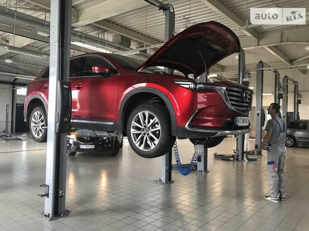«Альянс-ІФ» Mazda